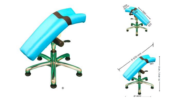 3 - Repose-jambe CONCORDE 1